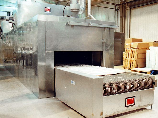 RDM Engineering Belt Industrial Oven