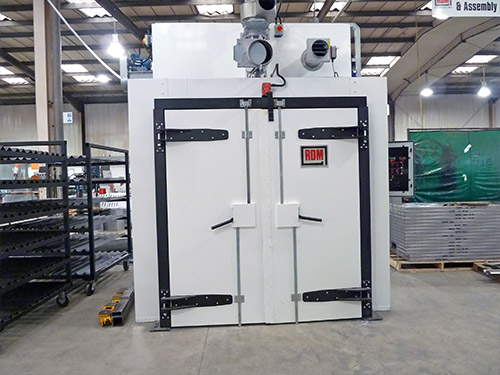 RDM Engineering Industrial Oven