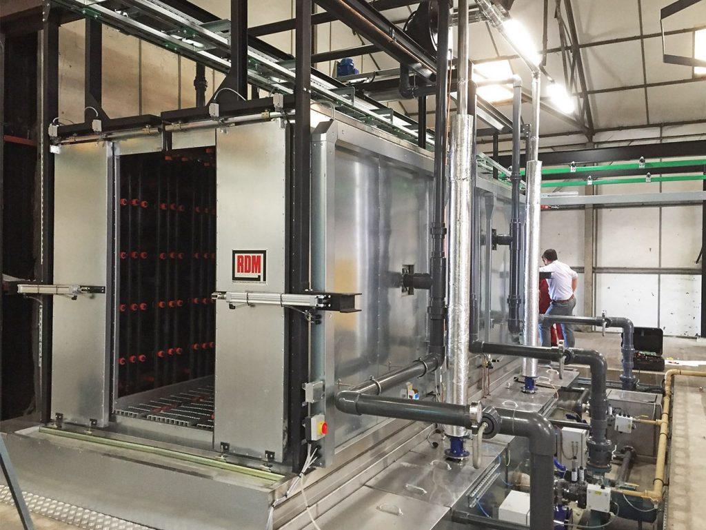RDM Engineering Powder Coating
