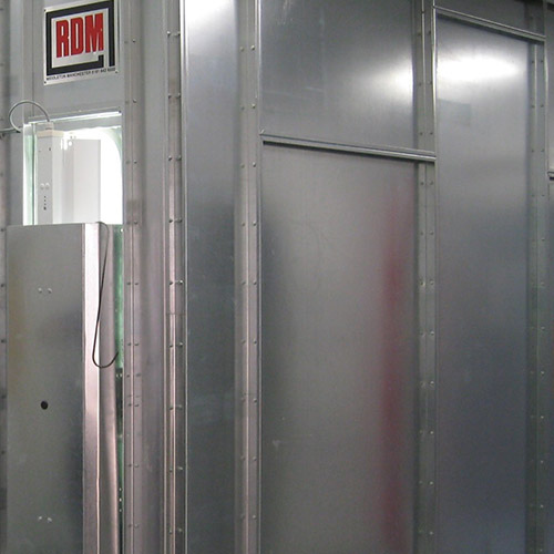 RDM Engineering Water Wash Construction