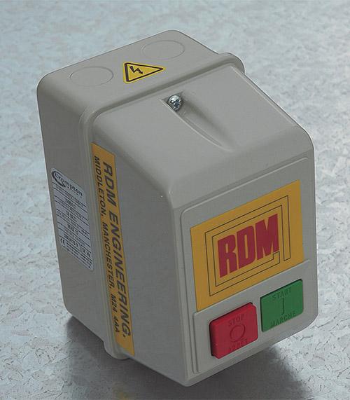 RDM Engineering Water Wash Control Gear