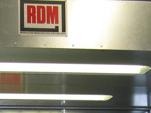 RDM Engineering Water Wash Lighting